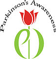 Parkinsons Disease Tulip for Increased Awareness